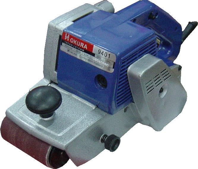 เครื่องขัดกระดาษทราย belt sander 9401/OKU-OSH1
