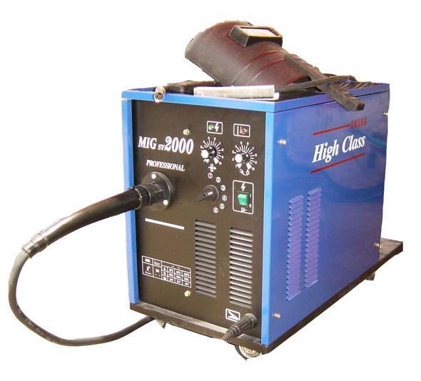 ตู้เชื่อมอาร์กอน CO2 welding machine MIG-SY2000/OKU-H17