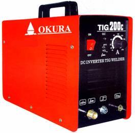 ตู้เชื่อมไฟฟ้า dc inverter tig/mma welder/ OKU-189