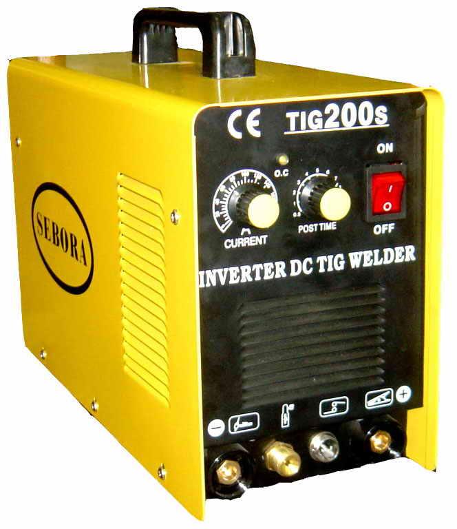 ตู้เชื่อมอาร์กอน inverter welder TIG200S/OKU-189.6