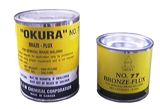 ผงประสานทองเหลือง/OKU-197