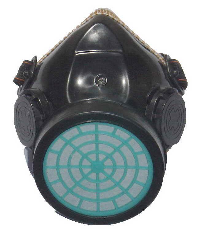 หน้ากากกรองฝุ่นรุ่นมีวาล์วthick face mask with vales/OKU-178