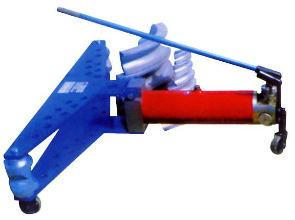ดัดแป๊บไฮดรอลิค hydraulic pipe bender/OKU-214