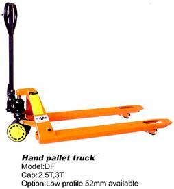 เครนยกของ hand pallet truck 2.5 ton/OKU-212
