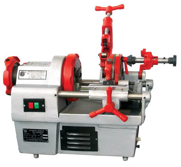 เครื่องต๊าปไฟฟ้า electric pipe threading machine KT402/OKU-64