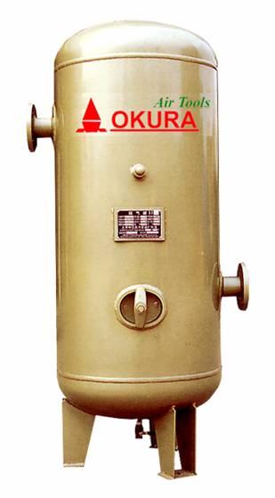 ถังลม 1000 ลิตร air storage tank for air compressor/OKU-164
