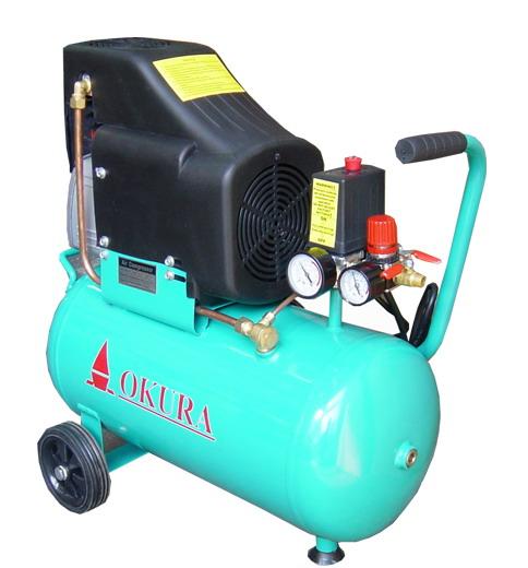 ปั๊มลมโรตารี่ 2HP air craft air compressor/OKU-165