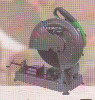 แท่นตัดไฟเบอร์ 14\quot; cut-off machines HITACHI/CC14SF (NEW)
