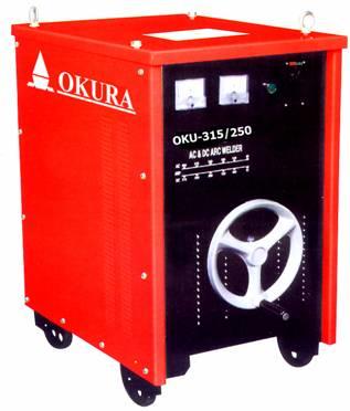 ตู้เชื่อมไฟฟ้า ACDC arc welder  OKU315/250 /NEW-189.2
