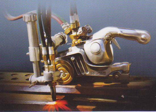 เครื่องตัดพลาสมาแบบใช้แก๊สและเครื่องตัดแก๊สตามราง(ไม่ใช้ไฟฟ้า)รุ่นใหม่Plasmagascutter/Hi-worth
