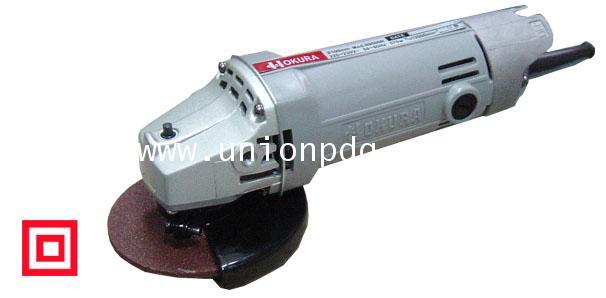 เครื่องเจียร์ไฟฟ้า 4 นิ้ว angle grinder 4quot;
