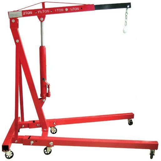 เครนยกของ Crane lifting