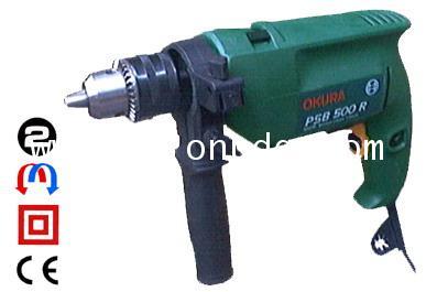 สว่านกระแทกไฟฟ้า Impact Drill, Hammer Drill