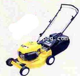 เครื่องตัดหญ้าแบบรถเข็น Lawn mower
