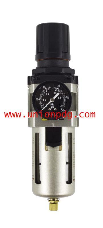 ชุดกรองลม ดักน้ำ แบ่งลม  Air Filter regulator