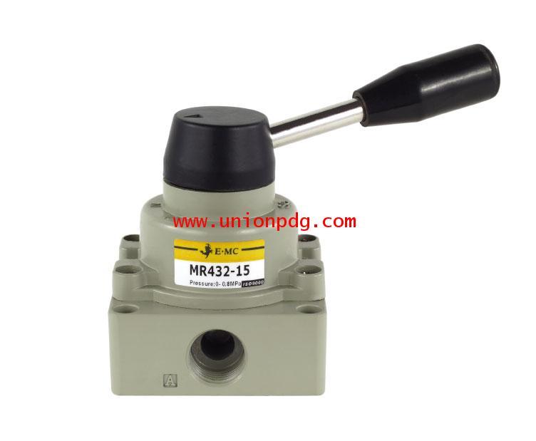 วาล์วแบ่งลม hand valve air regulator