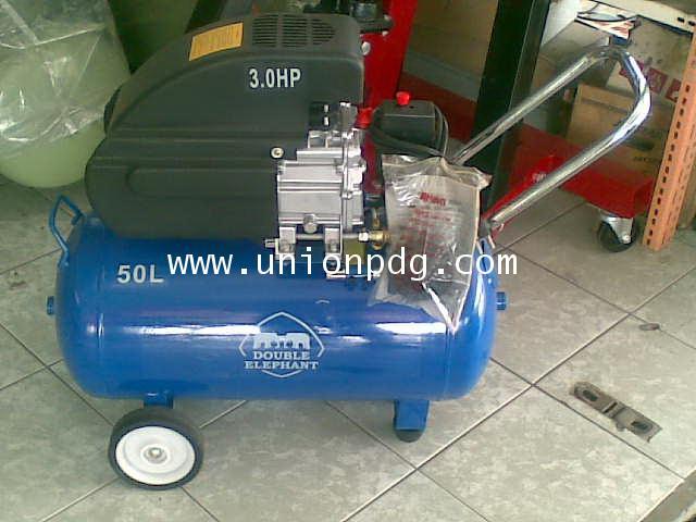 ปั๊มลมโรตารี่ Rotary air compressor pump 3HP 50 L