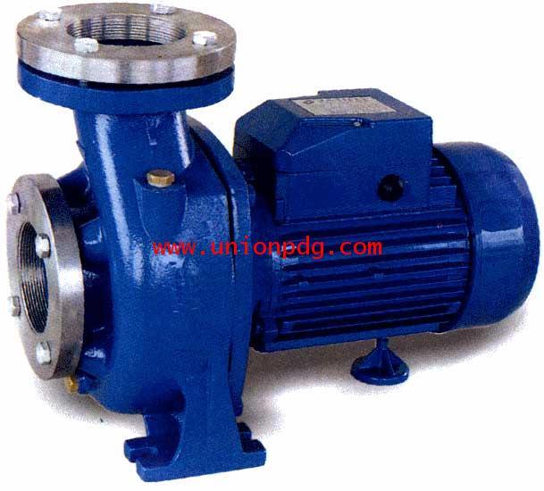 ปั๊มหอยโข่ง แบบหน้าแปลน Centrifugal Single Impeller Pumps