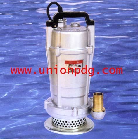 ปั๊มแช่ถ่ายเท ปั๊มจุ่มถ่ายเท Effluent Submersible Pump
