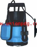 ปั๊มแช่ ปั๊มจุ่ม เสื้อพลาสติก Plastic Utility Submersible Pump