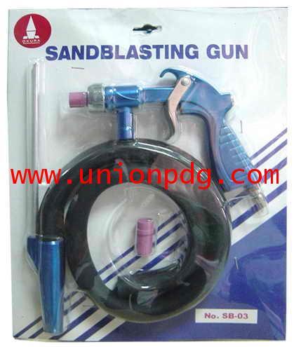ปืนพ่นทราย Sander Blasting Gun