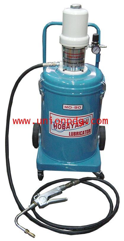 ถังเติมน้ำมันเกียร์ใช้ลม Air Operated Lubricator For Grease