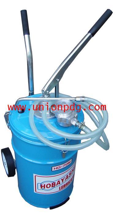 ถังเติมน้ำมันเกียร์มือโยก Lubricate Pump