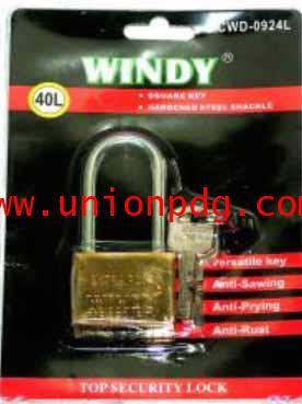กุญแจระบบป้องกันกุญแจผี Padlock