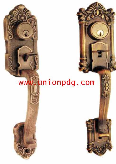 กุญแจมือจับประตู Entrance Handle Set