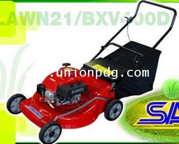 รถเข็นตัดหญ้า LAWN 20นิ้ว แบบพ่นข้าง / HONDA GXV160