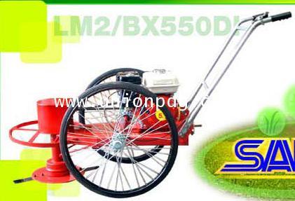 รถเข็นตัดหญ้า สามล้อจักรยาน / HONDA GX160