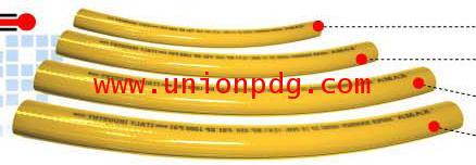 สายลม PVC 1/2 นิ้ว
