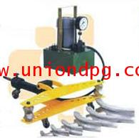 เครื่องดัดท่อระบบไฮดรอลิค ดัดแป๊บไฮดรอลิค ไฟฟ้า ขนาด 3 นิ้ว / DWG-3D