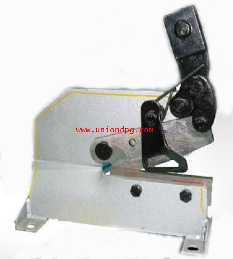 กรรไกรตัดเหล็กแผ่น 3S/6R ตัดแผ่นเหล็กหนา 7 มม. (9/32นิ้ว)