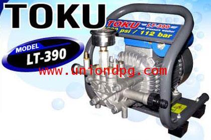 เครื่องฉีดน้ำแรงดันสูง ปั๊มอัดฉีดน้ำแรงดันสูง  /LT390 112 Bar 220 V