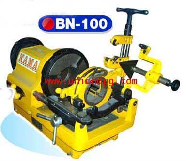 เครื่องต๊าปเกลียวไฟฟ้า ขนาด 1/2-4 นิ้ว / BN-100