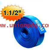 สายส่งน้ำ PVC 1.5 นิ้ว /100เมตร