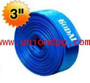 สายส่งน้ำ PVC 3 นิ้ว /100เมตร