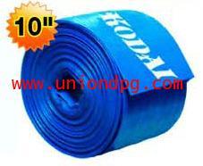 สายส่งน้ำ PVC 10 นิ้ว /100เมตร