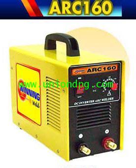 ตู้เชื่อมอินเวอร์เตอร์ AM-DC160A /5.5KVA