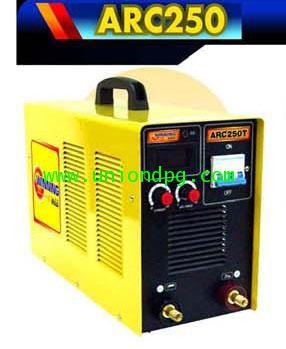 ตู้เชื่อมอินเวอร์เตอร์ AM-DC250A /9.3KVA