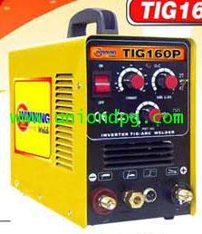 ตู้เชื่อมอาร์กอน เครื่องเชื่อมอาร์กอน และไฟฟ้า 2 ระบบ AM-TIG160P