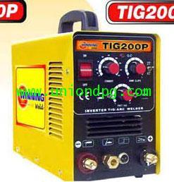 ตู้เชื่อมอาร์กอน เครื่องเชื่อมอาร์กอน และไฟฟ้า 2 ระบบ AM-TIG200P