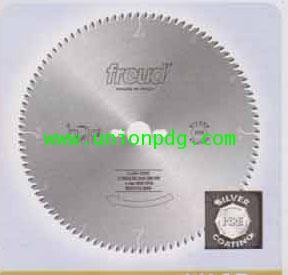 ใบเลื่อยวงเดือนตัดพลาสติก FREUD/ For Cutting Plastic and Plexiglas