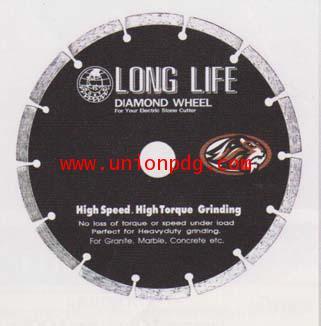 ใบเพชรตัดหินแกรนิต Diamond Wheel