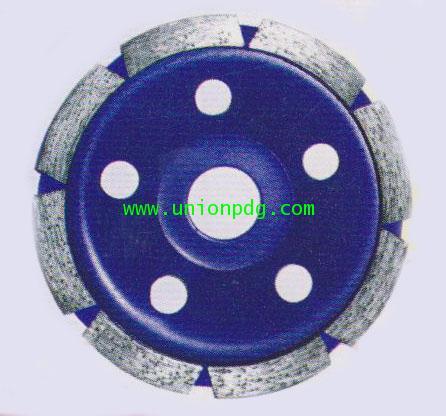 ถ้วยเพชรขัดหินอ่อน Diamond Cup Wheel
