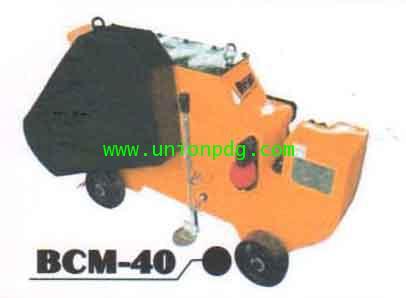 เครื่องตัดเหล็กเส้นเหล็กข้ออ้อยไฟฟ้า Bar Cutter Machine /BCM-40