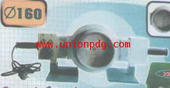 เครื่องเชื่อมท่อพลาสติกชนิด PP-R PE/160mm