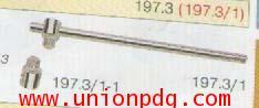 ด้ามเลื่อน ขนาด 3/4 นิ้ว Sliding T-Handle UNIOR/197