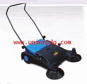 เครื่องดูดฝุ่น push sweeper /OSSO BF550